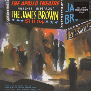 James Brown Live at the Apollo