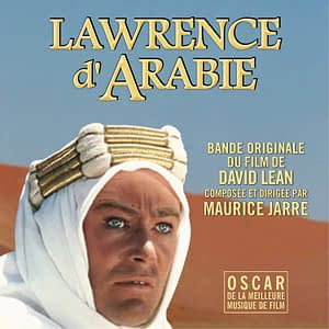 Maurice Jarre Lawrence d'Arabie