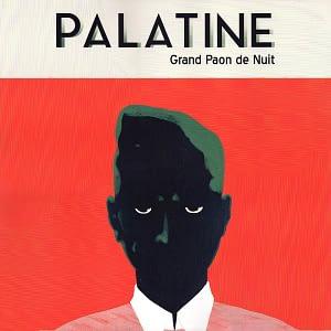 Palatine Grand Paon de Nuit