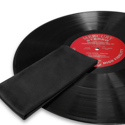 Chiffon nettoyage vinyles 2