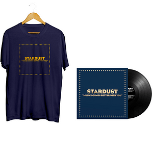 Stardust package t-shirt limited