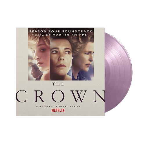Martin Phipps The Crown Season 4 purple