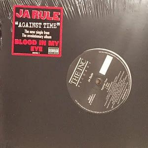 Ja Rule Against Time vinyl
