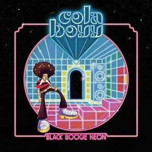 Cola Boyy Black Boogie Neon