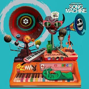 Gorillaz Song Machine Season One