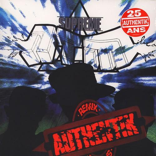 Suprême NTM Authentik Remix
