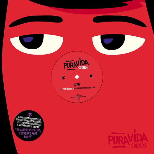 Izem Remixes EP