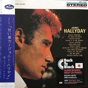 Johnny Hallyday Douce Violence