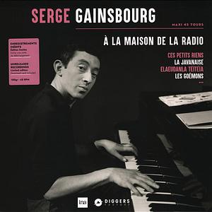 Serge Gainsbourg à la Maison de la Radio