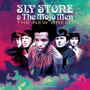 Sly Stone & The Mojo Men The New Breed