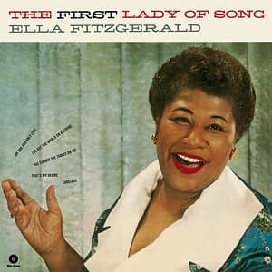 Ella Fitzgerald The first lday of song
