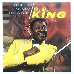 BB King Blues in my Heart