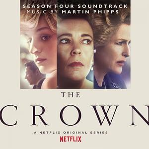 Martin Phipps The Crown Season 4