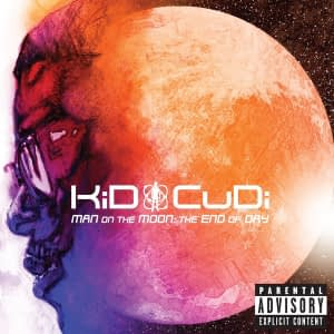 Kid Cudi Man on the moon The end of the day