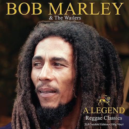 Bob Marley A Legend Reggae Classics