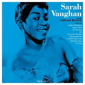 Sarah Vaughan Sarah Vaughan with Clifford Brown