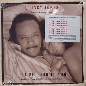 Quincy Jones I'll be good to you